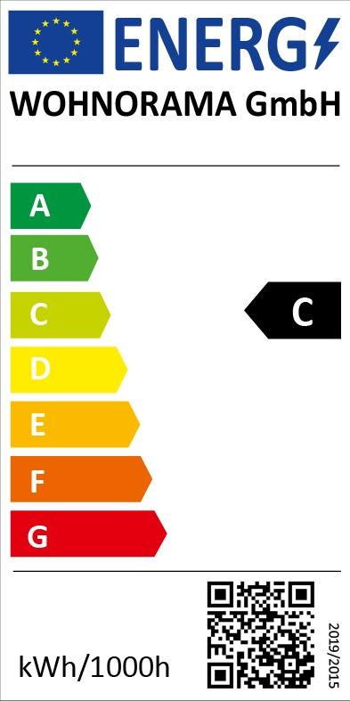 Energieeffizienzklasse C