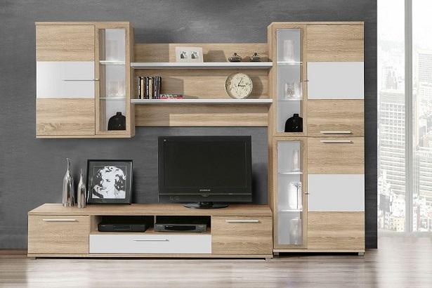 wandfarben die zu sonoma eiche passen raum und m beldesign inspiration. Black Bedroom Furniture Sets. Home Design Ideas