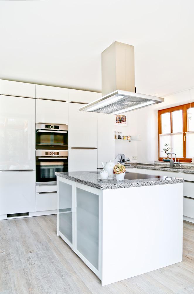 Insel Küchen Wohnorama