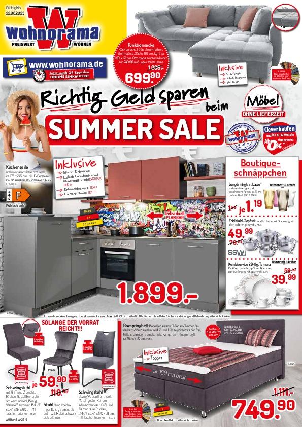 aktuelle prospekte. Black Bedroom Furniture Sets. Home Design Ideas